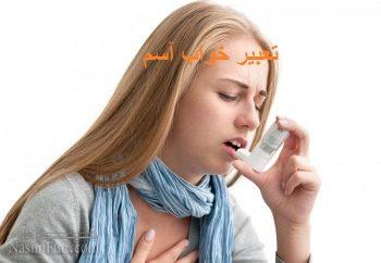 تعبیر خواب آسم - داشتن نفس تنگی در خواب چه تعبیری دارد؟
