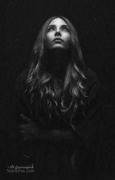 عکس پروفایل دخترانه سیاه