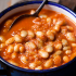 طرز تهیه خوراک لوبیا چیتی با قارچ مجلسی و خوشمزه + فیلم آموزشی