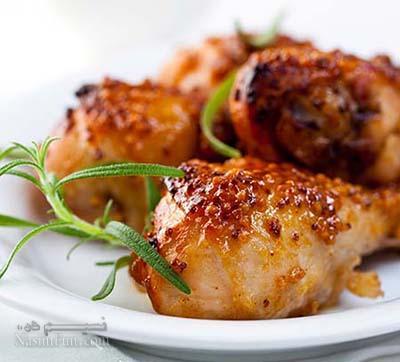 طرز تهیه خوراک مرغ مجلسی و بسیار لذیذ + فیلم آموزشی