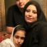 بیوگرافی لادن طباطبایی + تصاویر او و دخترش