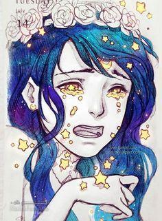 عکس نقاشی دخترانه
