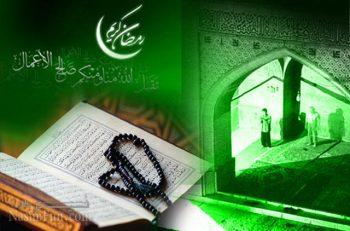 نماز شبهای ماه رمضان
