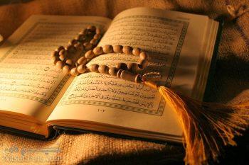 تعبیر خواب قرآن + هدیه گرفتن قرآن و معنای قرآن خواندن در خواب