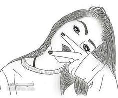 عکس دخترانه کارتونی خاص