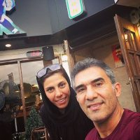 بیوگرافی فرزانه توسلی بازیکن فوتسال و همسرش