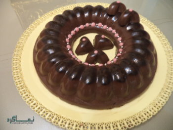 طرز تهیه دسر پاناکوتا شکلاتی مجلسی + فیلم آموزشی