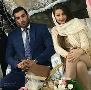 بیوگرافی رضا قرا و عکس های دیدنی از او و همسرش