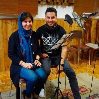 بیوگرافی احمد پورخوش و همسرش و عکس هایی از آن ها