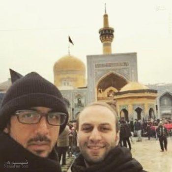 بیوگرافی مهدی رحمتی و همسرش + عکس های آنها