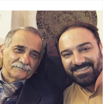 بیوگرافی اسماعیل محرابی پدر آشا محرابی و تصاویر آن ها