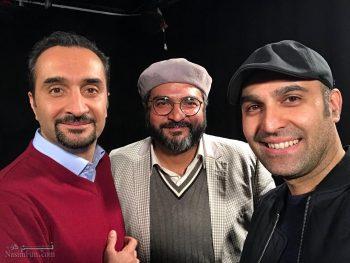 بیوگرافی نیما رئیسی و همسرش و تصاویر آن ها