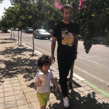 بیوگرافی مجتبی جباری و تصاویری از او وهمسرش