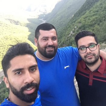 بیوگرافی فرشید باقری بازیکن استقلال و همسرش