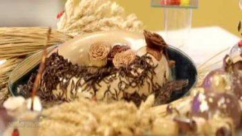 طرز تهیه دسر فلامینگو خوشمزه + تزیین