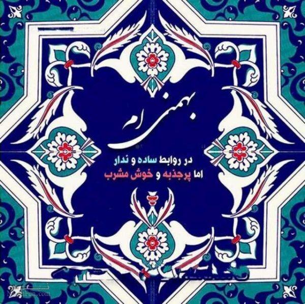 عکس پروفایل ماه تولد بهمن
