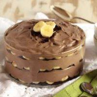 طرز تهیه دسر پودینگ شکلاتی خوشمزه + فیلم آموزشی