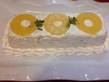 طرز تهیه پلمبیر آناناس خوشمزه + تزیین