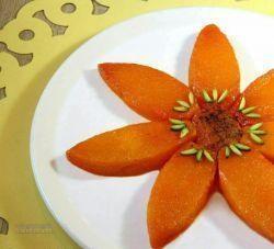 طرز تهیه دسر کدو حلوایی خوش طعم و لذیذ