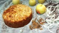 طرز تهیه دسر محلبی سیب دارچینی خوشمزه