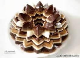 طرز تهیه پاناکوتا وانیلی شکلاتی خوش طعم