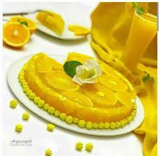 طرز تهیه دسر موس پرتقالی