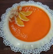 طرز تهیه دسر موس پرتقالی خوش طعم و مجلسی