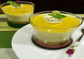طرز تهیه دسر پارافه آناناس مجلسی + تزیین