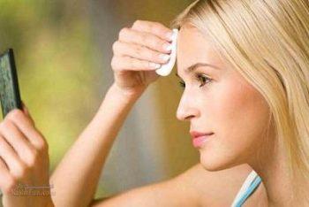 بهترین پاک کننده های طبیعی آرایش