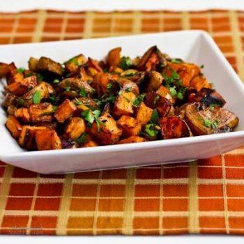طرز تهیه خوراک قارچ فرنگی + آموزش تصویری