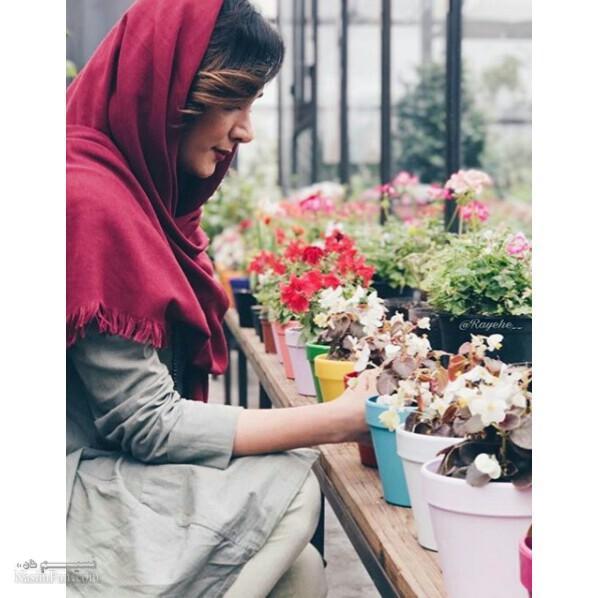عکس پروفایل دخترونه بهاری خاص