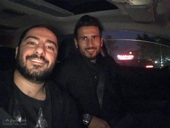 بیوگرافی سجاد شهباززاده و همسرش و تصاویر آنها