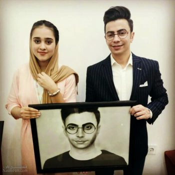 بیوگرافی محسن ابراهیم زاده و همسرش