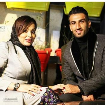 بیوگرافی حسین ماهینی بازیکن پرسپولیس و همسرش