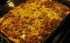 طرز تهیه خوراک مکزیکی ساده و خوشمزه+ فیلم آموزشی