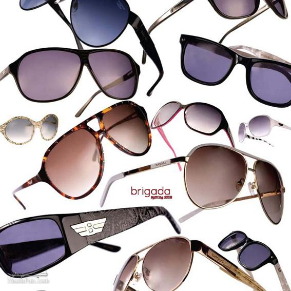 انواع مدل های عینک آفتابی ۲۰۱۸