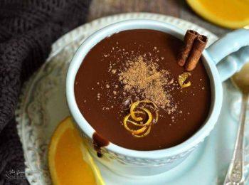 طرز تهیه هات چاکلت خوشمزه