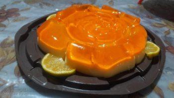 طرز تهیه فرماژ پرتقالی خوشمزه