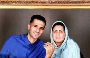 بیوگرافی علی قربانی استقلال و همسرش + تصاویر آنها
