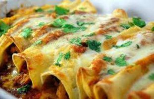 طرز تهیه خوراک مکزیکی ساده و خوشمزه + فیلم آموزشی
