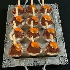 طرز تهیه دسر تیرامیسو پرتقالی + تزیینات