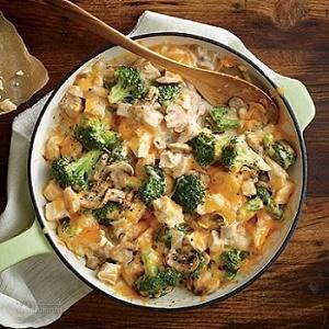 طرز تهیه خوراک مرغ و قارچ رژیمی خوشمزه