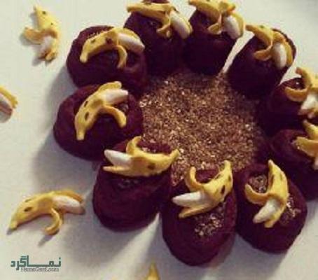 طرز تهیه شیرینی ساوارین نوتلا خوشمزه + فیلم آموزشی