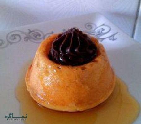 طرز تهیه شیرینی ساوارین نوتلا خوش طعم + تزیین