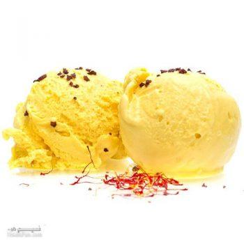 طرز تهیه بستنی زعفرانی مجلسی