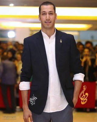 بهرام افشاری در جشن حافظ 97