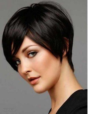 مدل مو برای صورت های کشیده