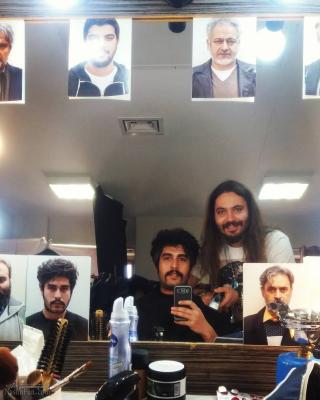 بیوگرافی شهاب مهربان بازیگر سریال پدر و همسرش و تصاویر آنها