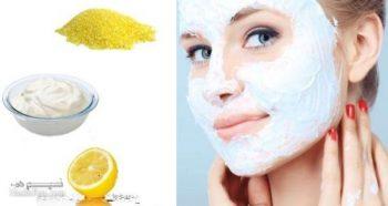 ماسک ماست برای پوست صورت