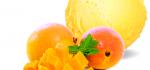 طرز تهیه بستنی انبه خوشمزه + فیلم آموزشی